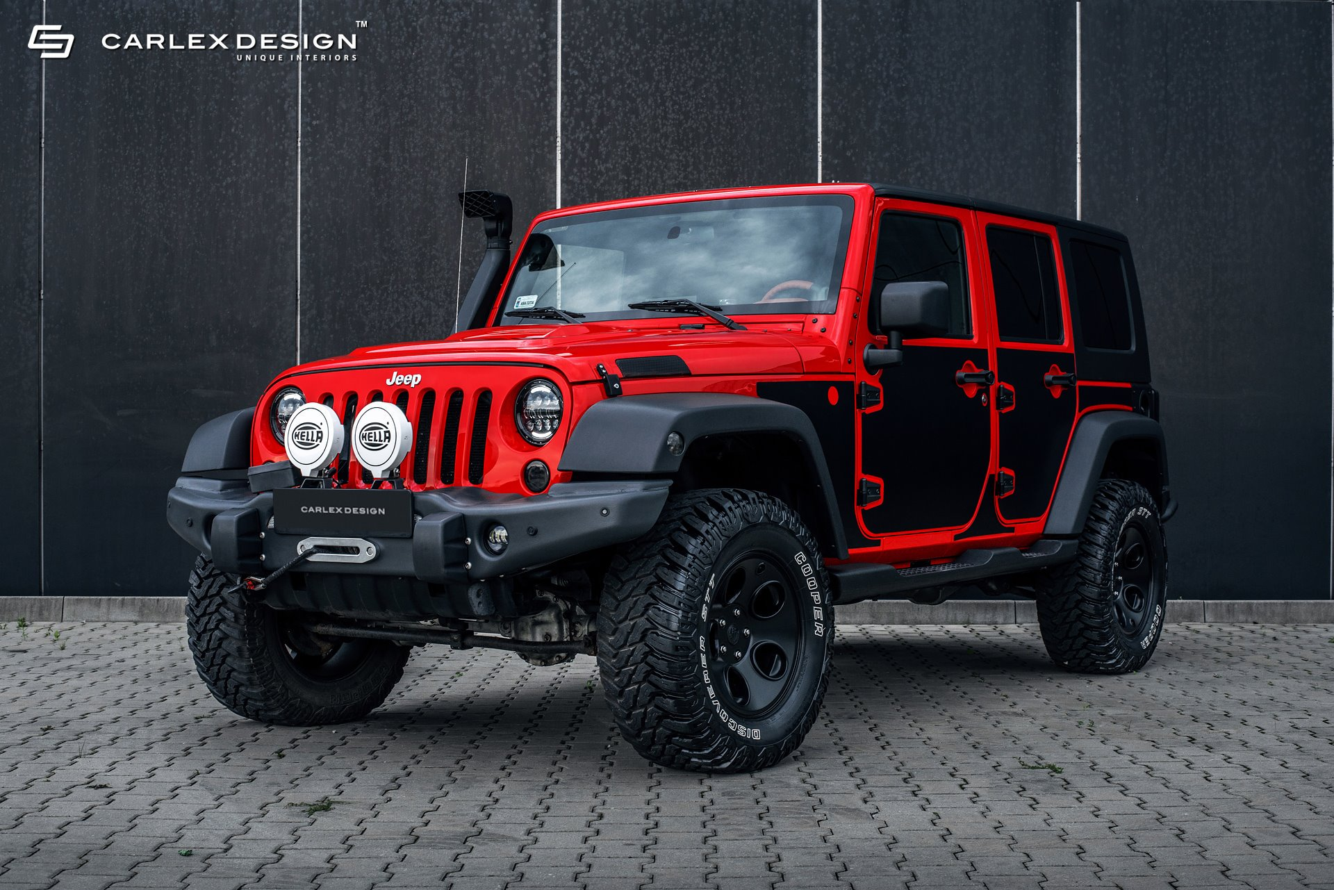 Jeep Wrangler by Carlex Design (1)