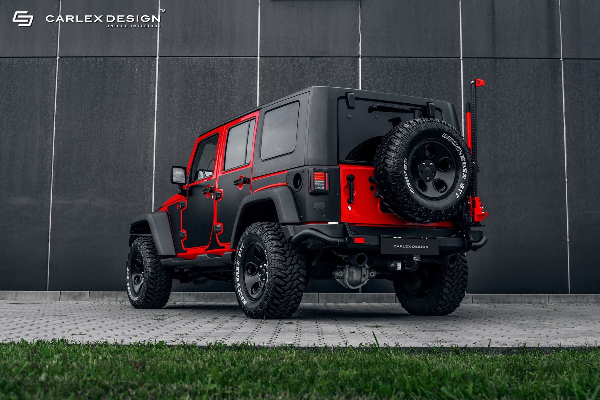 Jeep Wrangler by Carlex Design (2)