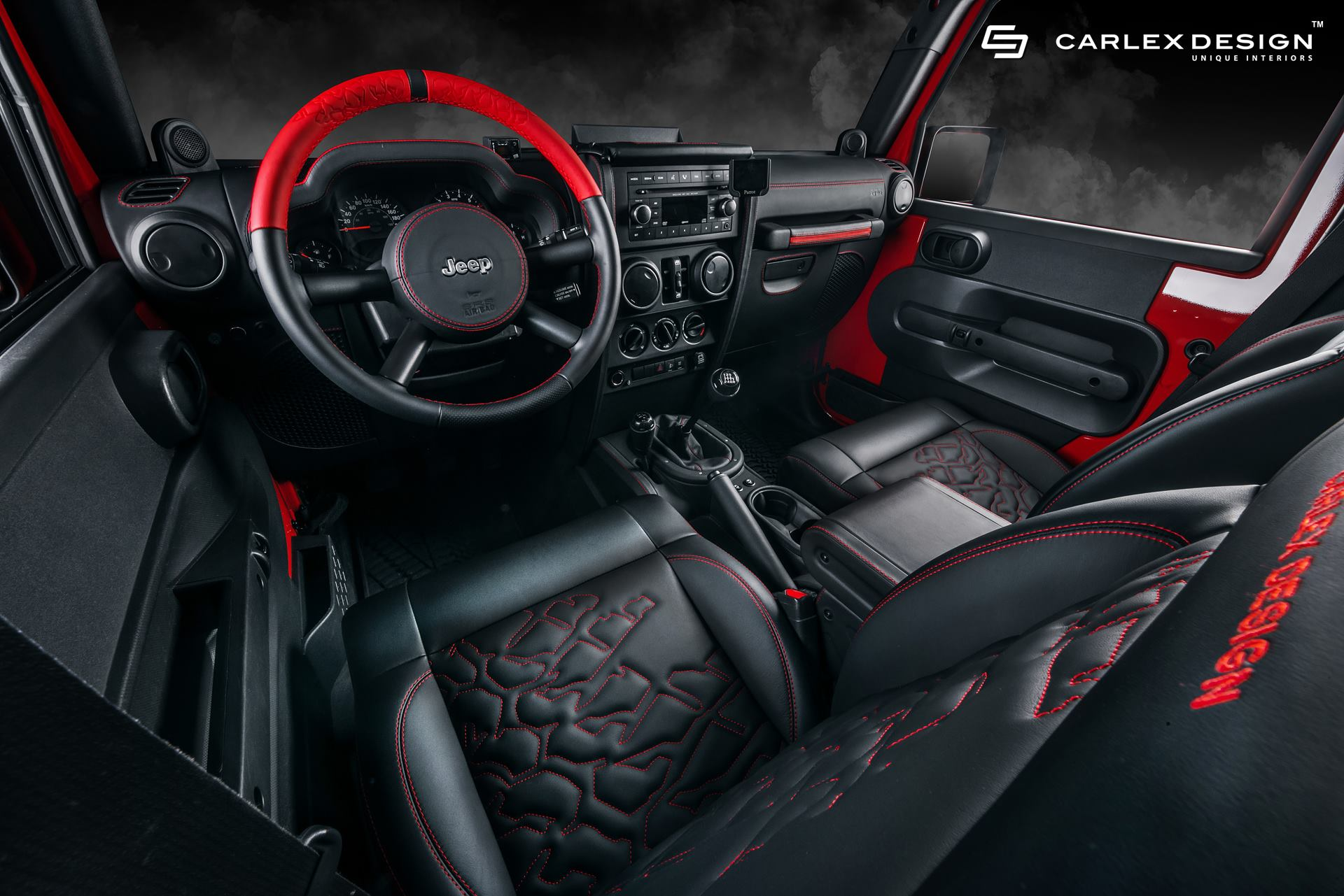 Jeep Wrangler by Carlex Design (5)