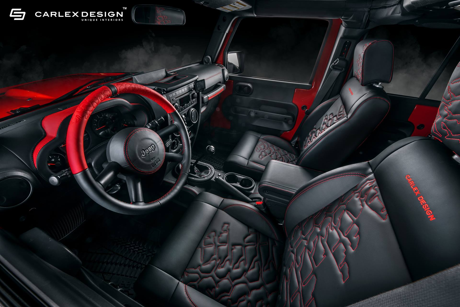 Jeep Wrangler by Carlex Design (8)