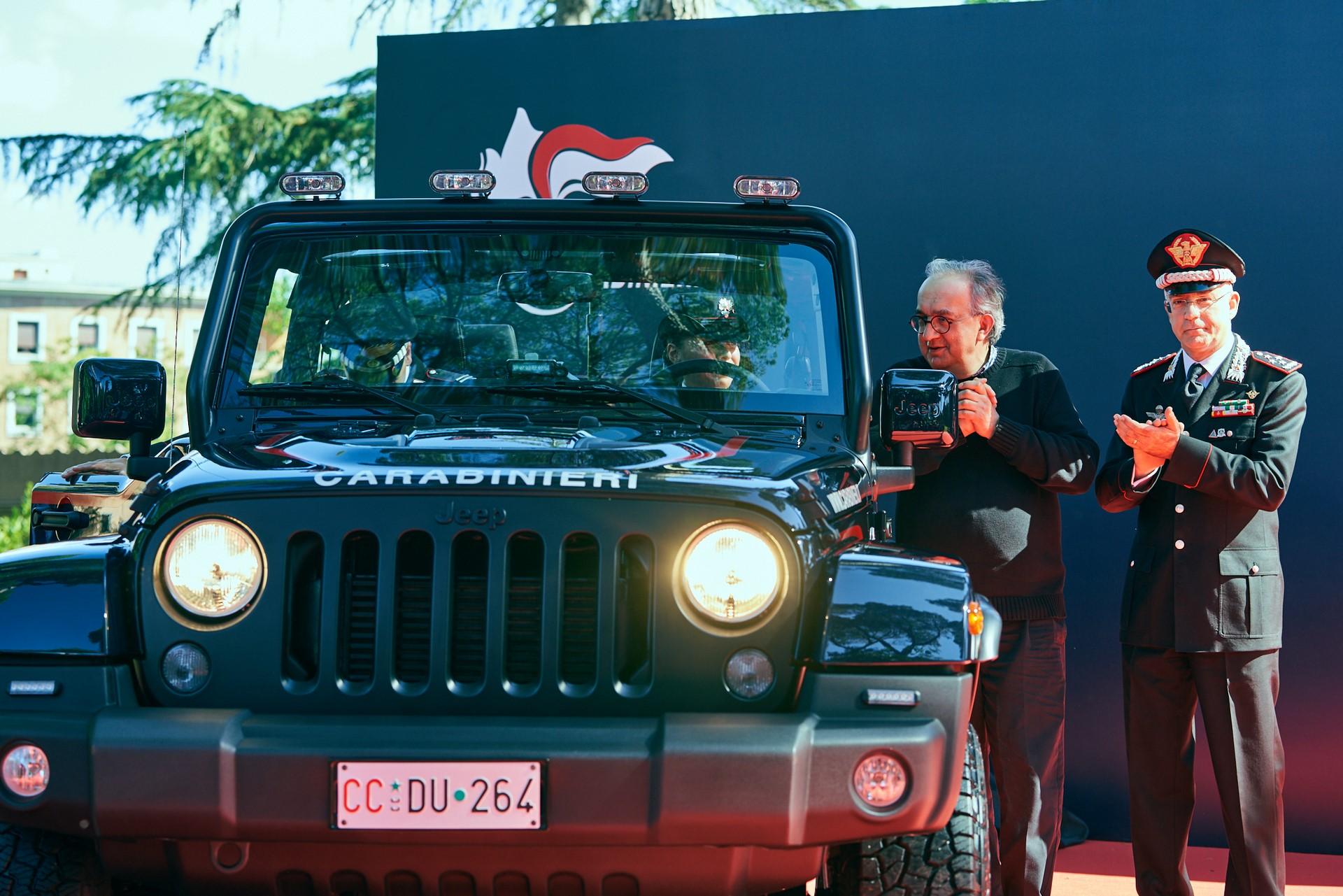 Jeep Wrangler Italian Police (1)