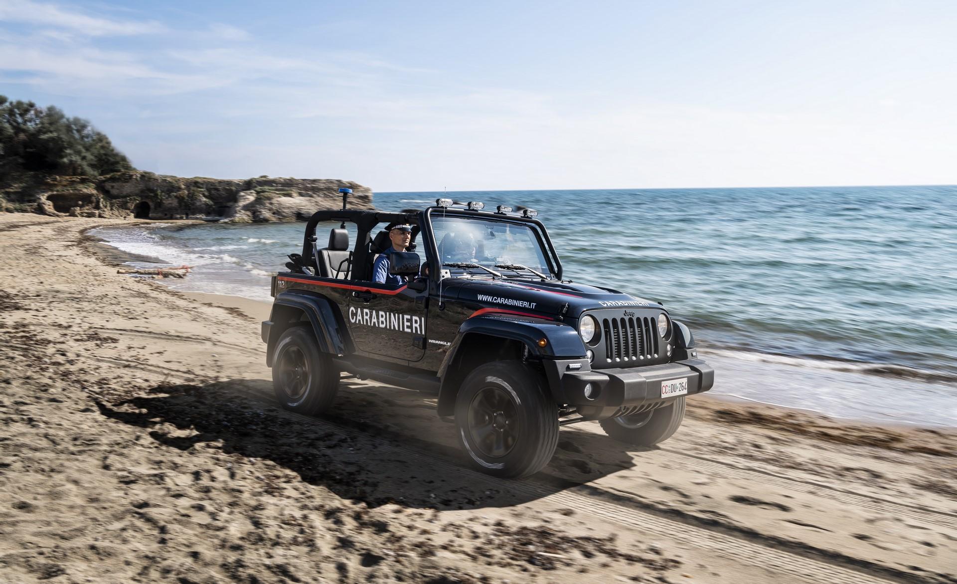 Jeep Wrangler Italian Police (11)