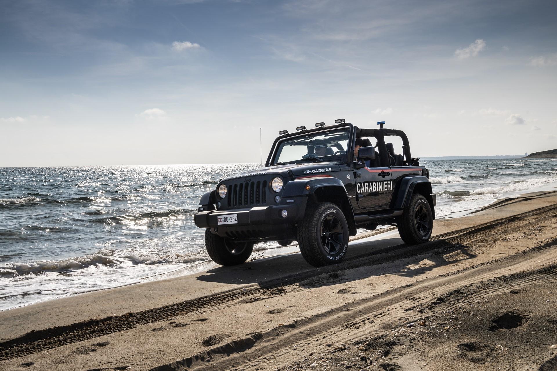 Jeep Wrangler Italian Police (13)