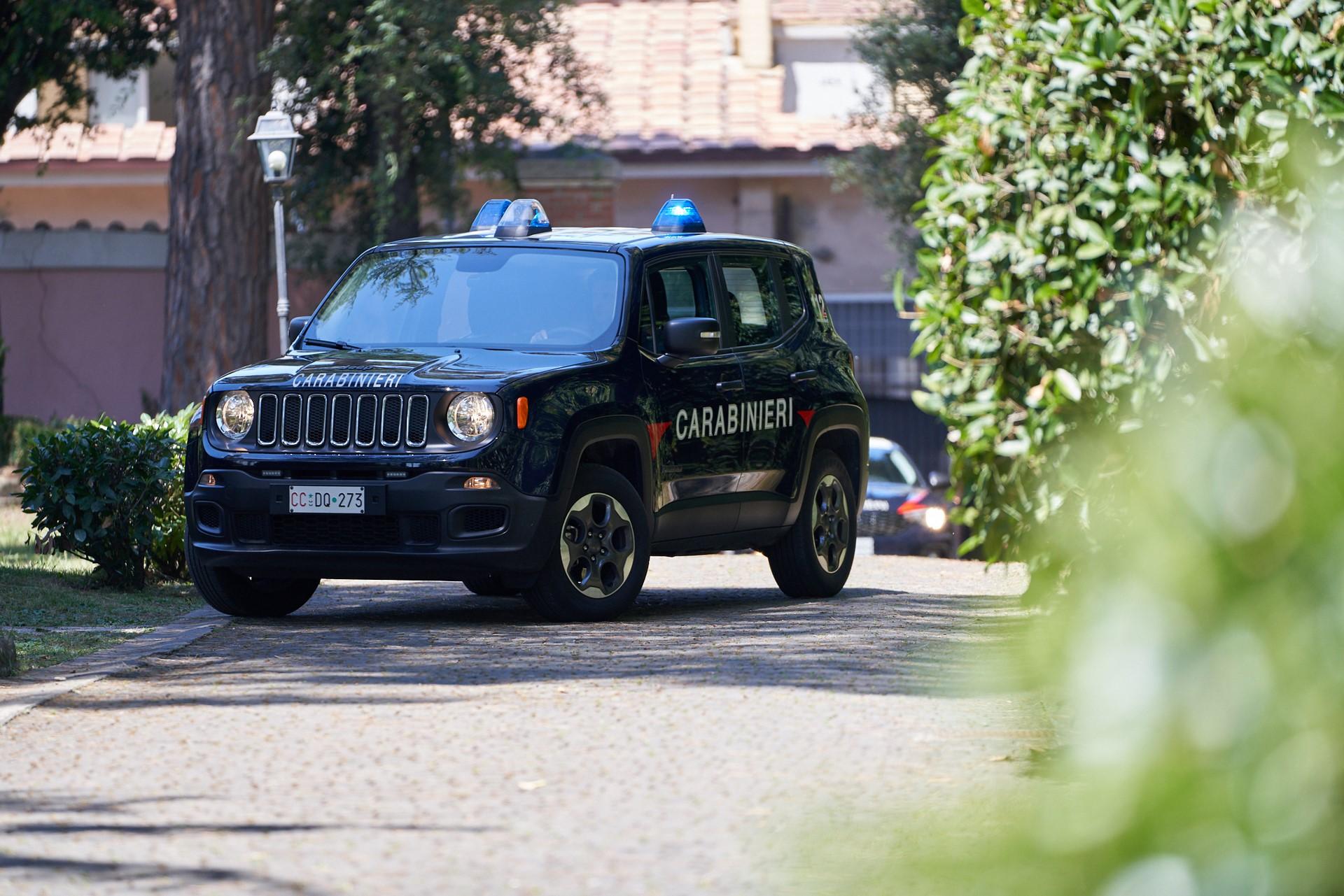Jeep Wrangler Italian Police (18)