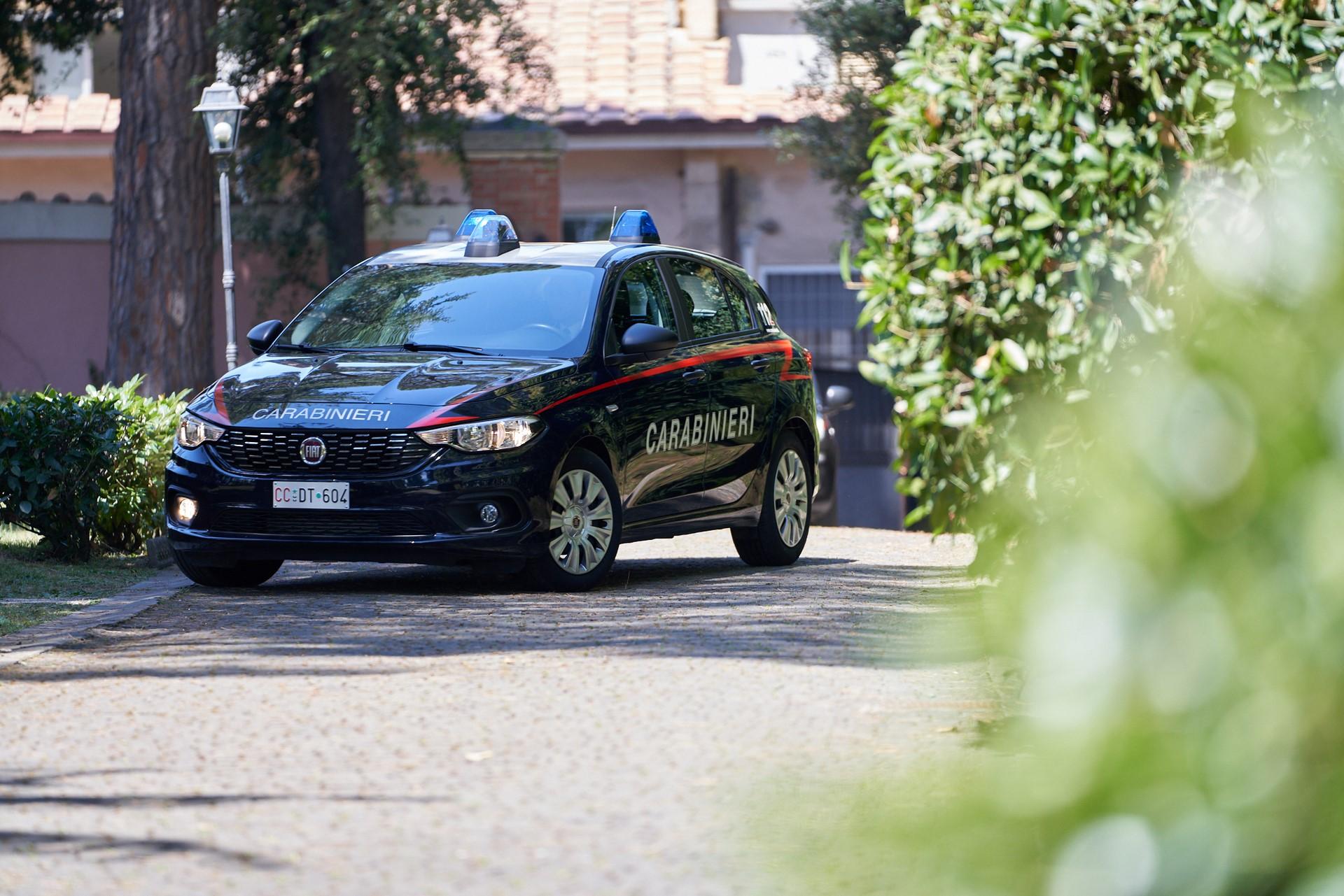 Jeep Wrangler Italian Police (19)