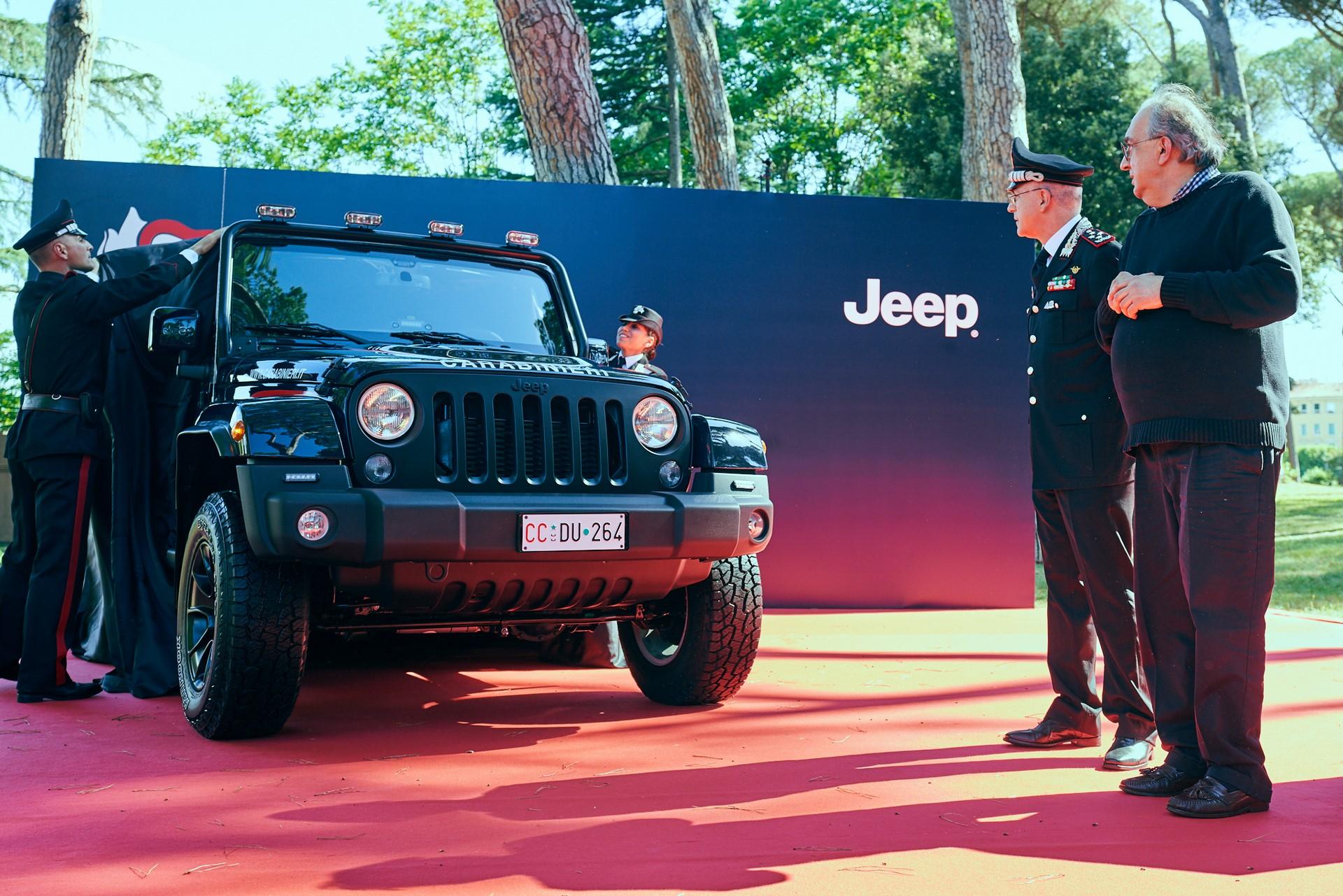 Jeep Wrangler Italian Police (2)