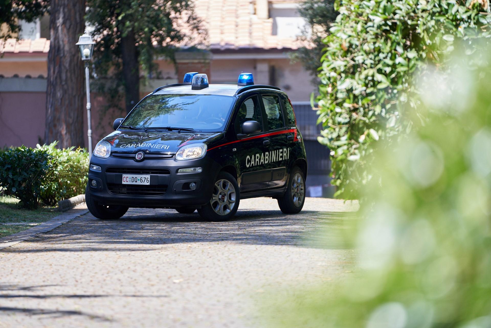 Jeep Wrangler Italian Police (20)