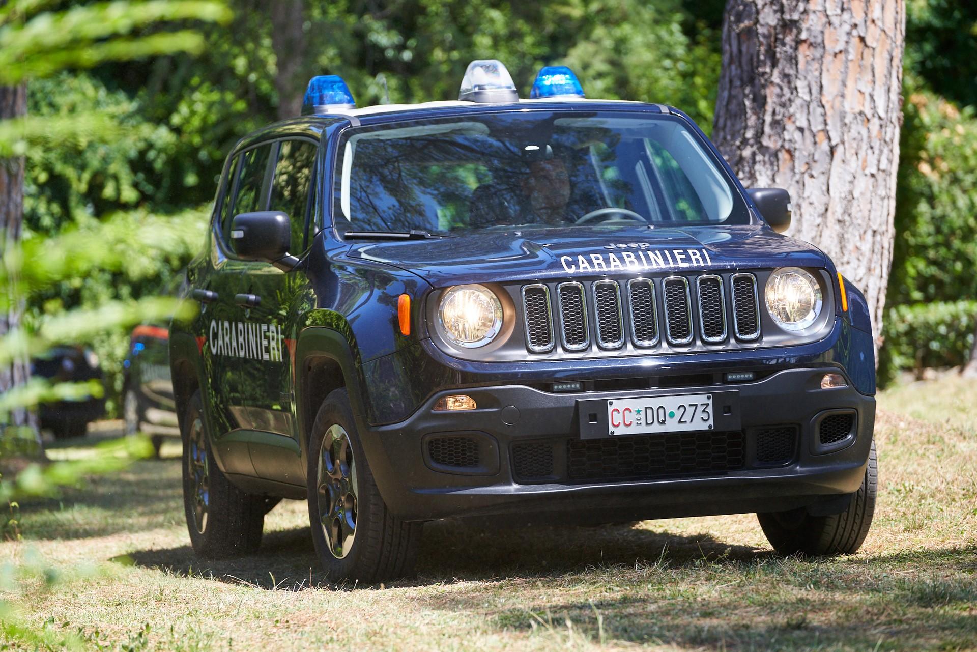 Jeep Wrangler Italian Police (21)