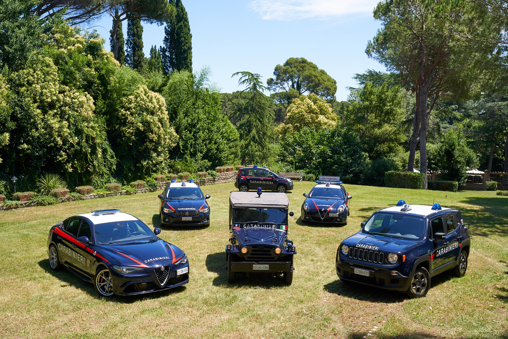 Jeep Wrangler Italian Police (23)