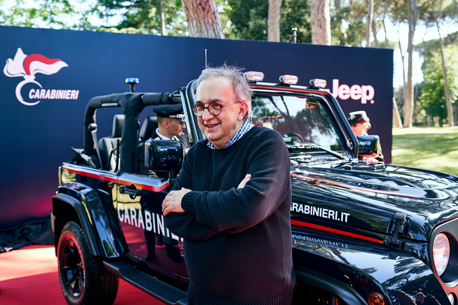 Jeep Wrangler Italian Police (3)