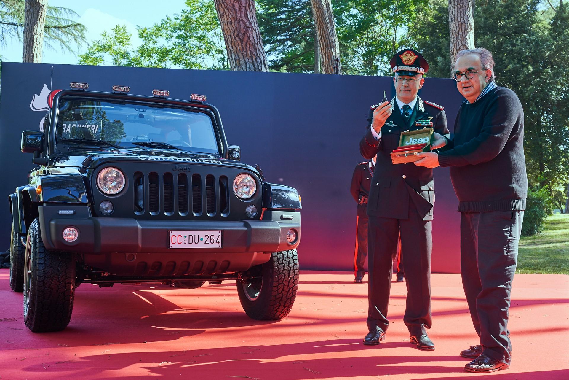 Jeep Wrangler Italian Police (6)