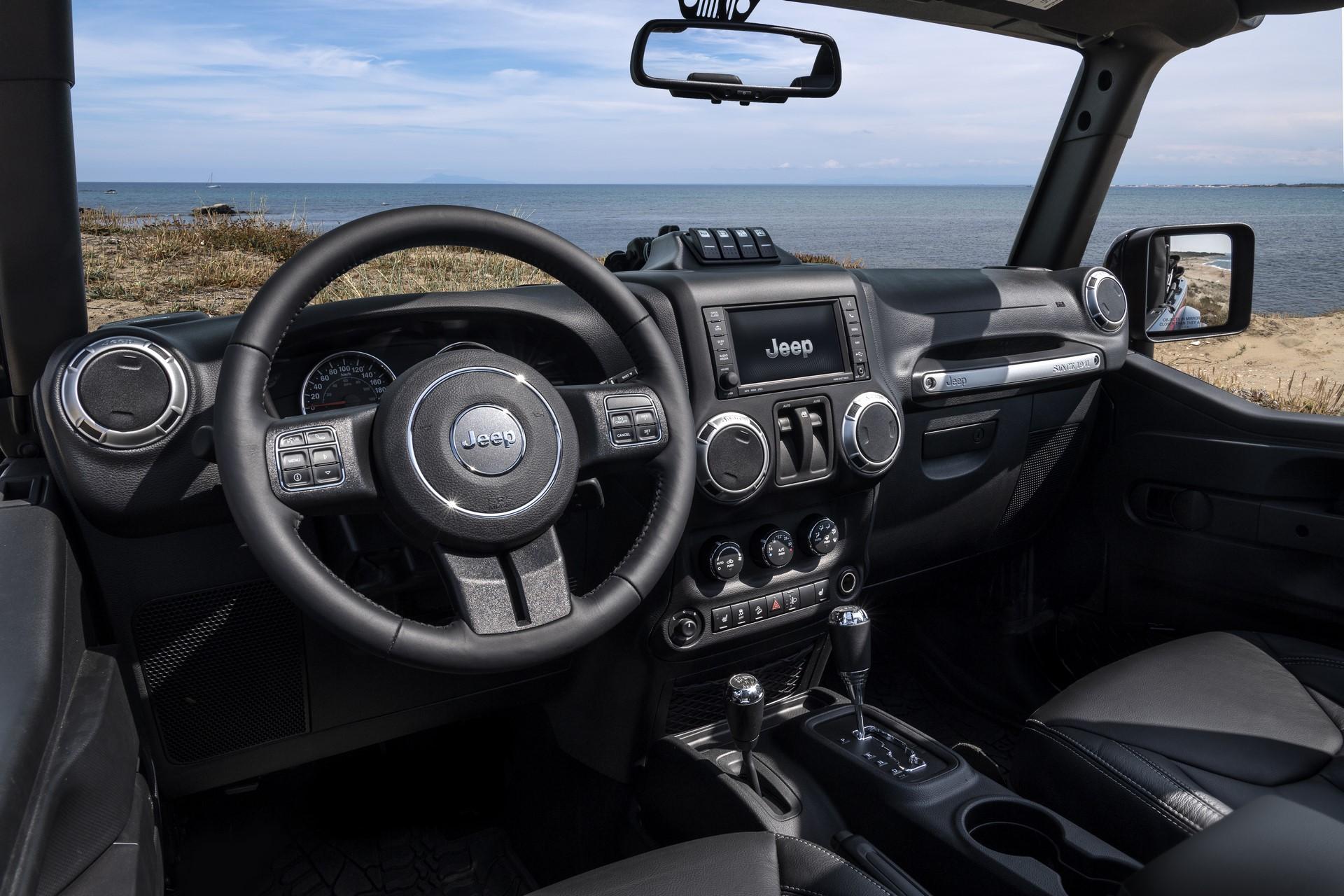 Jeep Wrangler Italian Police (9)
