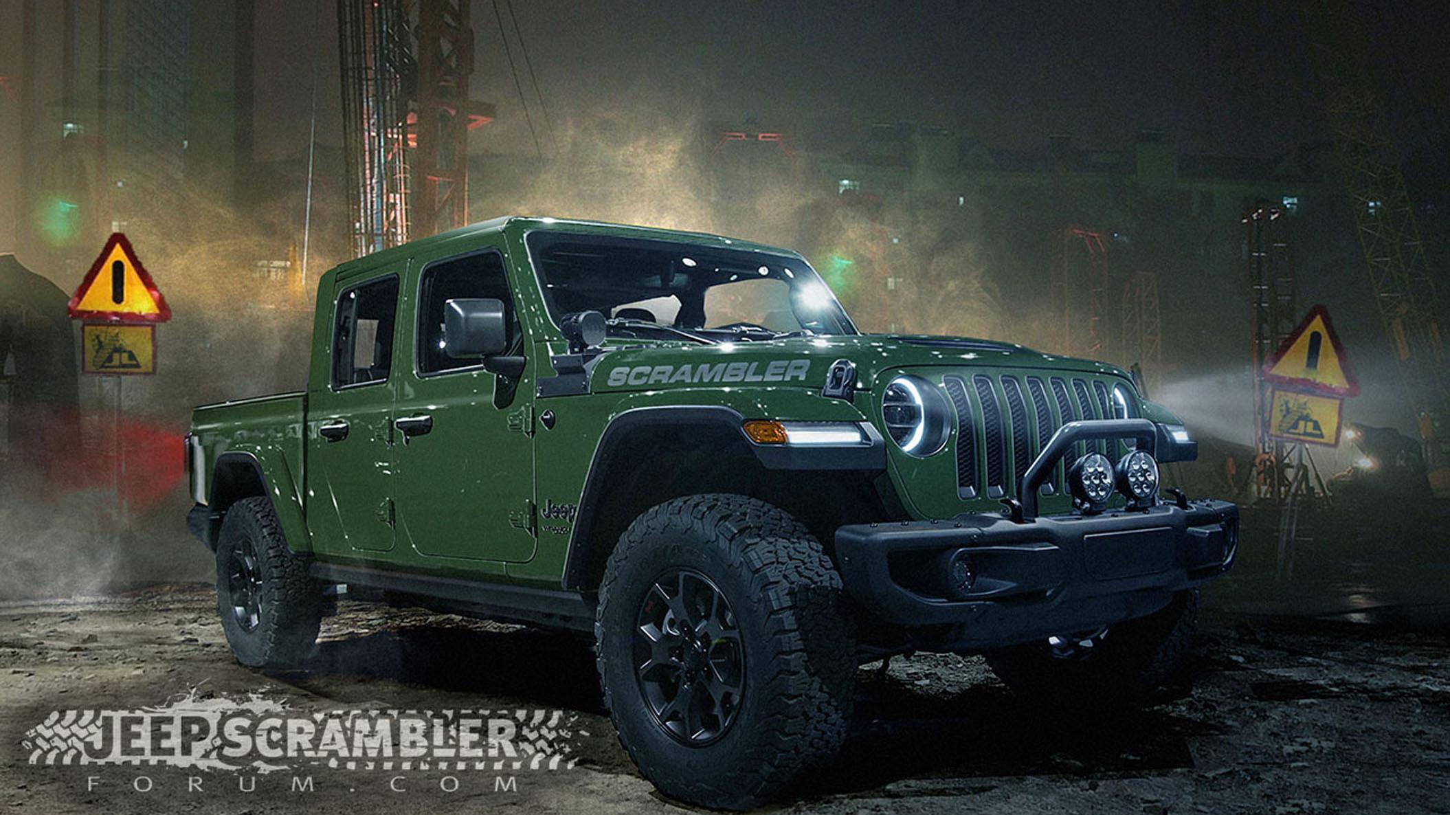 jt-jeep-wrangler-pickup-scrambler-front-green-1