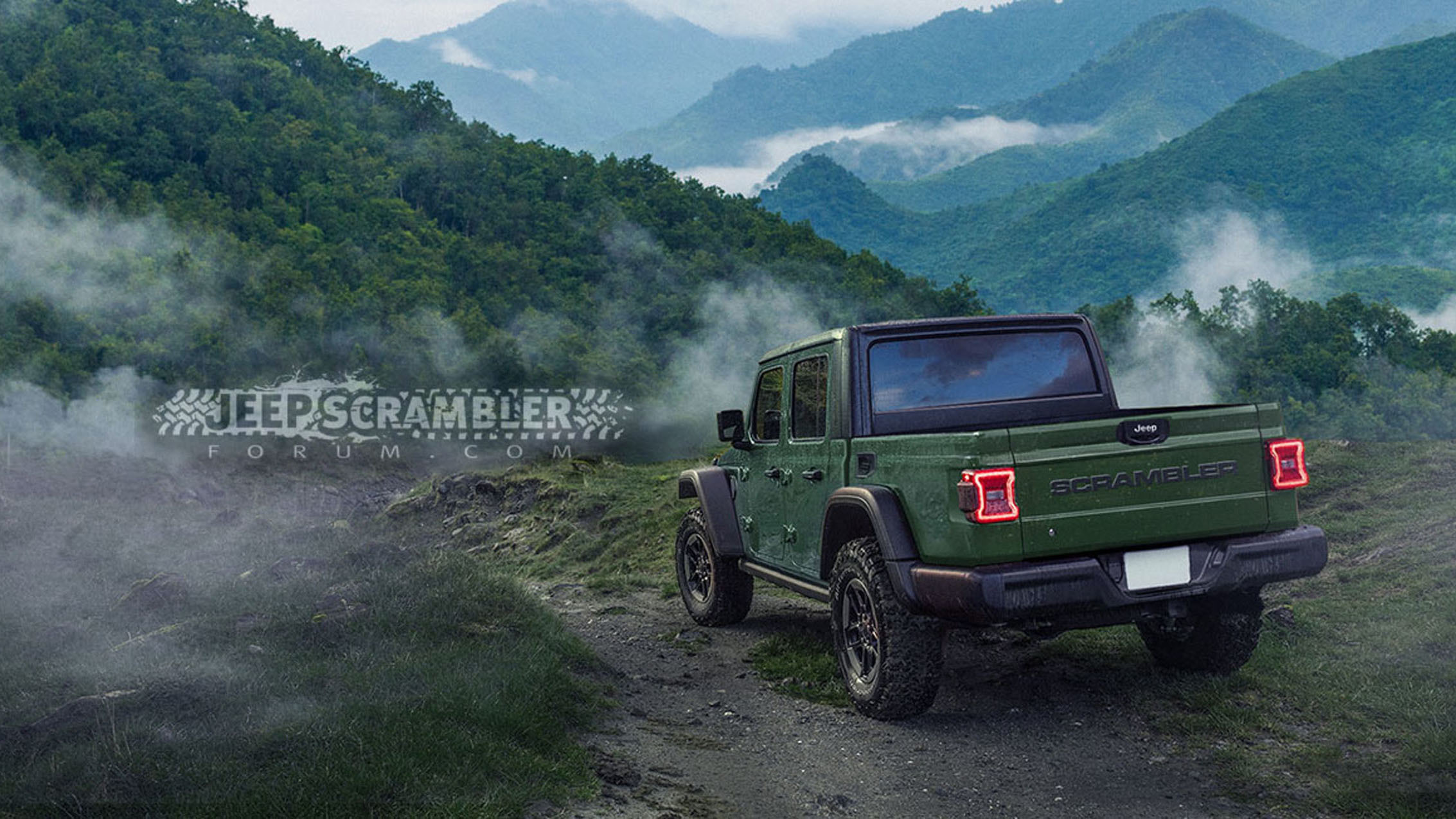 jt-jeep-wrangler-pickup-scrambler-rear-green-1