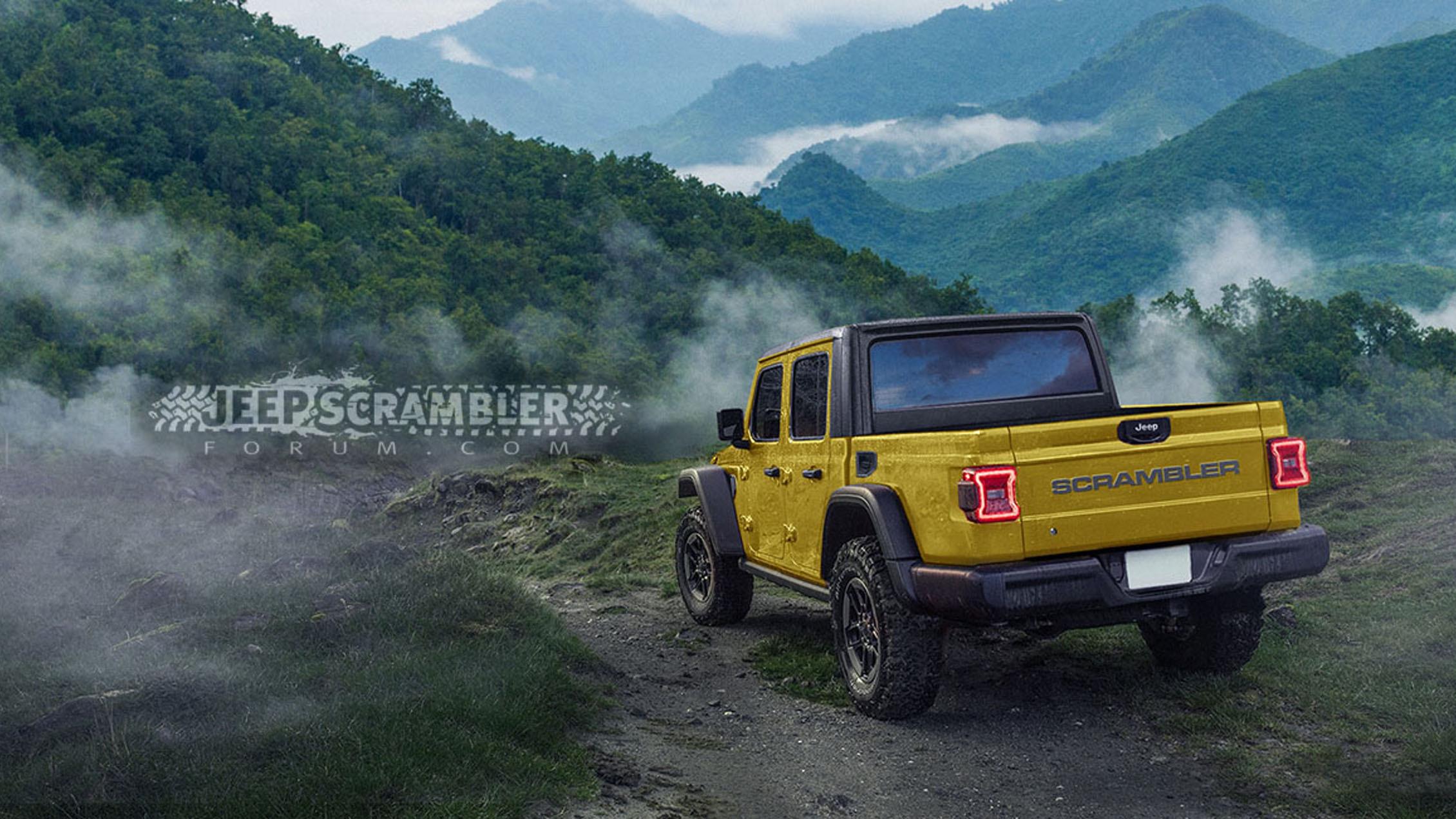 jt-jeep-wrangler-pickup-scrambler-rear-yellow-1