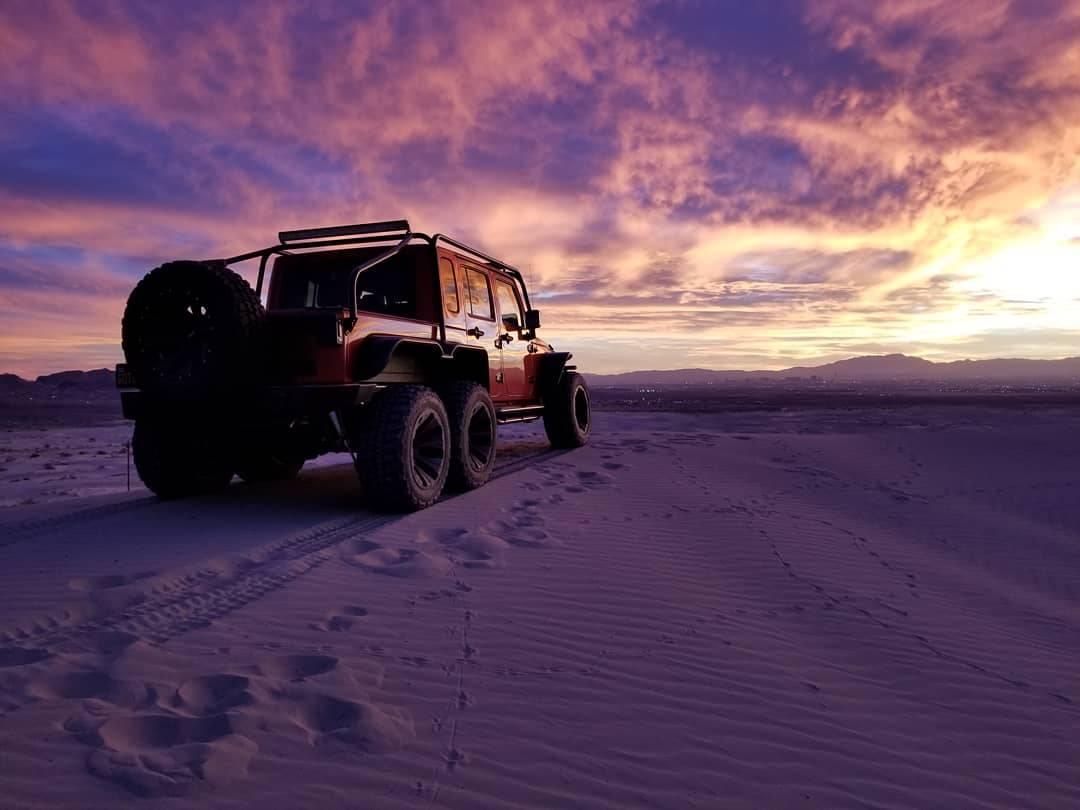 Jeep Wrangler Rubicon 6x6 Hellcat (5)