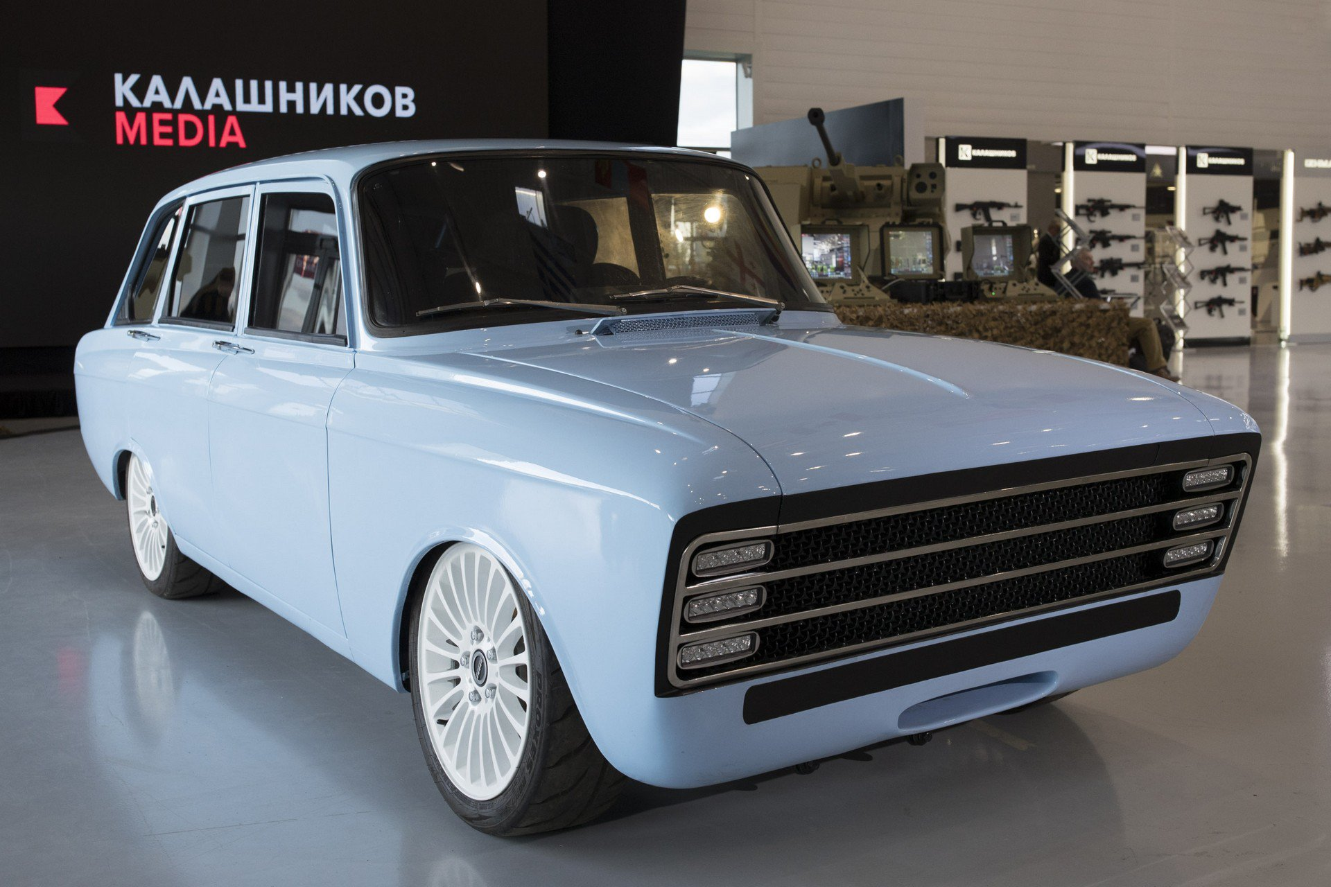 Kalashnikov CV-1 Concept (3)