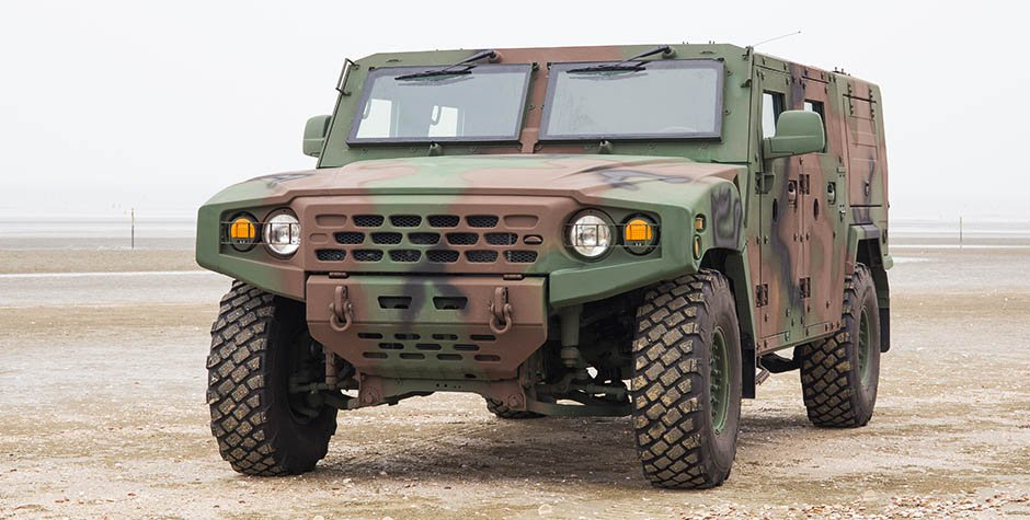 Kia Light Tactical Vehicle (1)