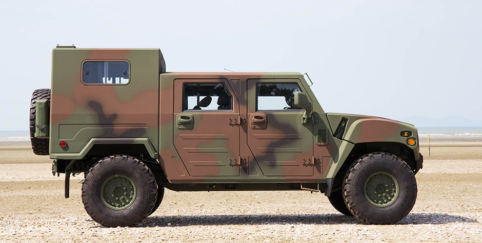 Kia Light Tactical Vehicle (10)