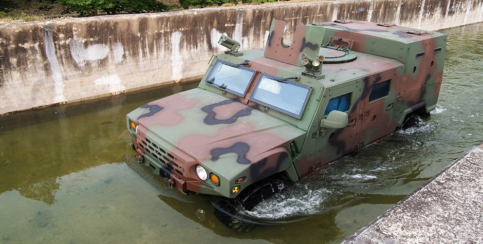 Kia Light Tactical Vehicle (14)