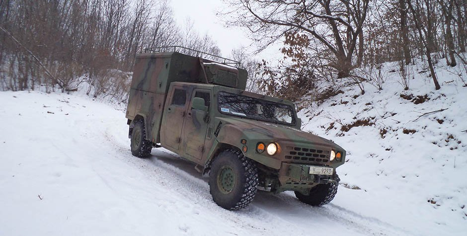 Kia Light Tactical Vehicle (15)