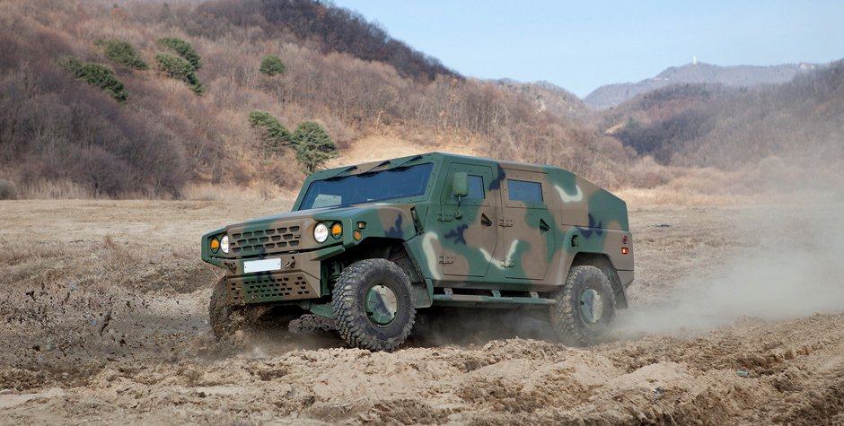 Kia Light Tactical Vehicle (9)