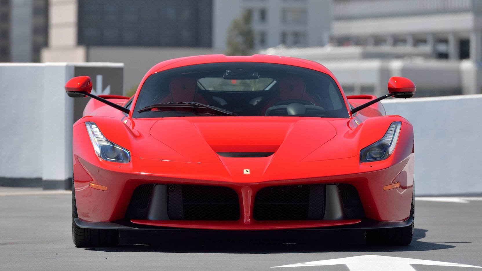 LaFerrari auction Pebble Beach 2018 (1)
