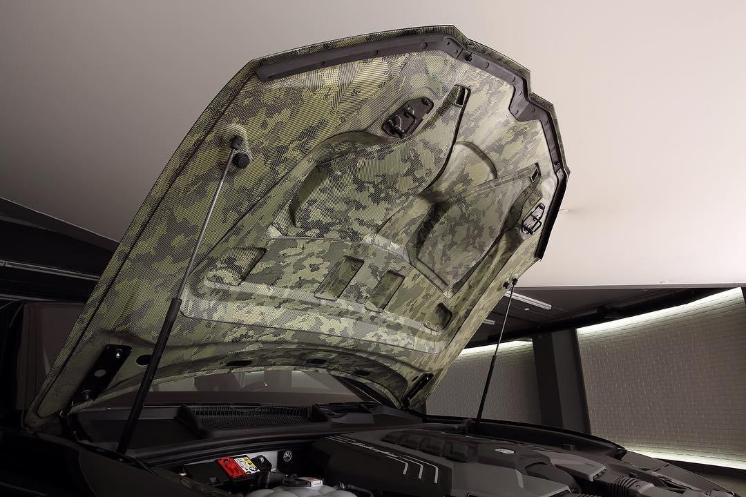 Lamborghin Urus carbon bodykit byTopCar (10)