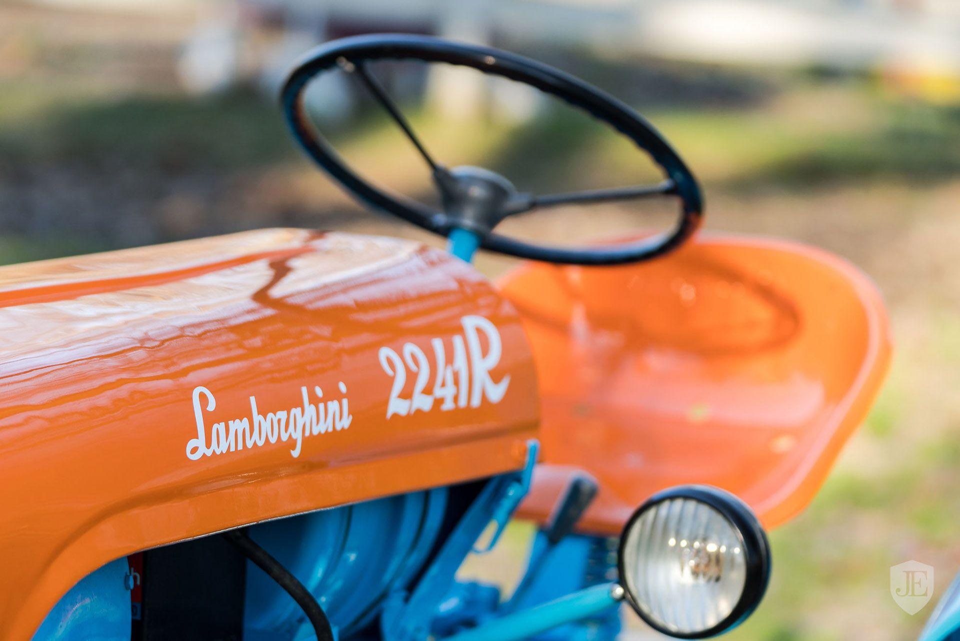 Lamborghini 2241R tractor 1960 (2)