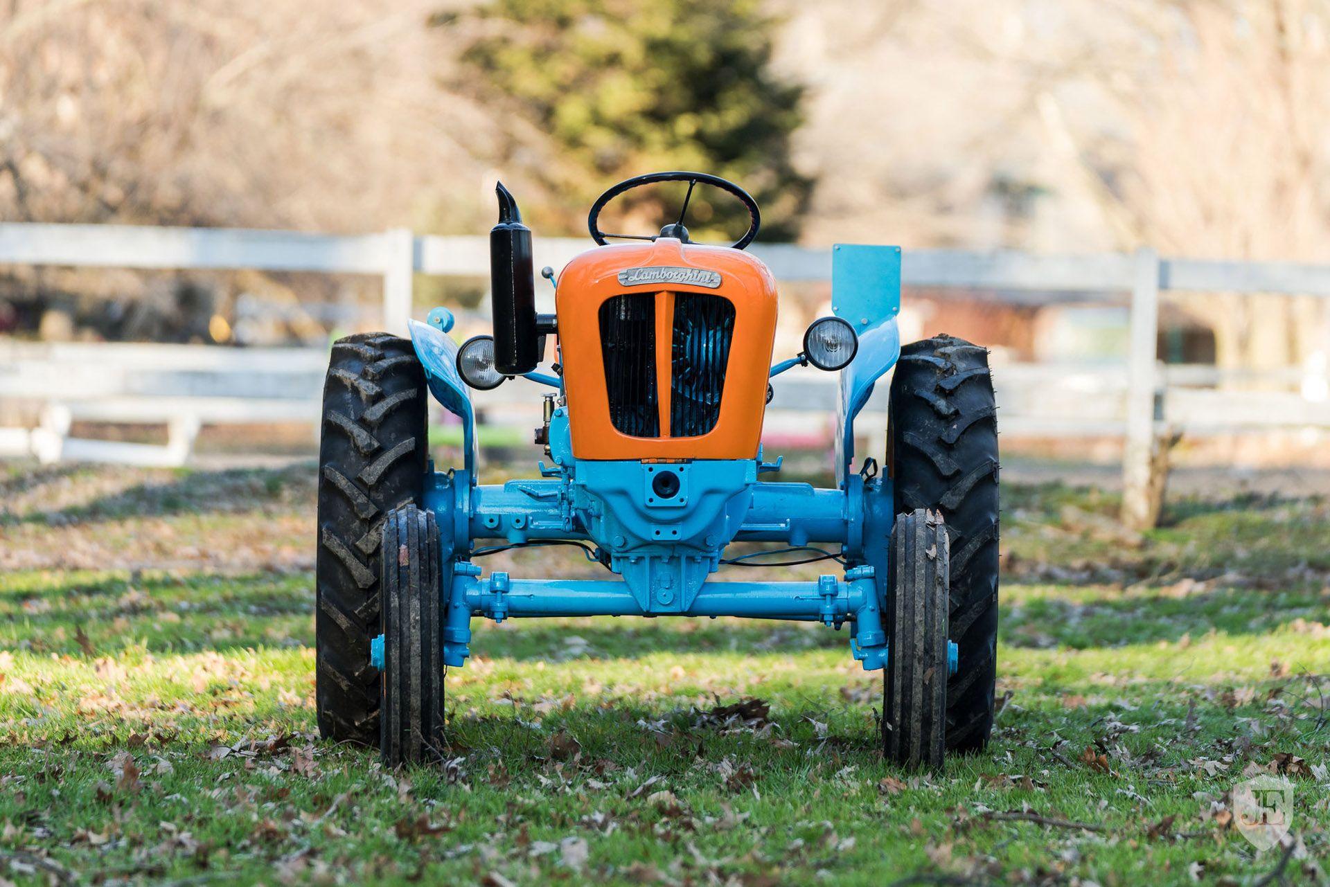 Lamborghini 2241R tractor 1960 (3)