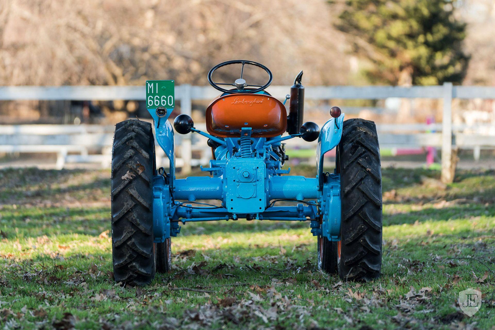 Lamborghini 2241R tractor 1960 (4)