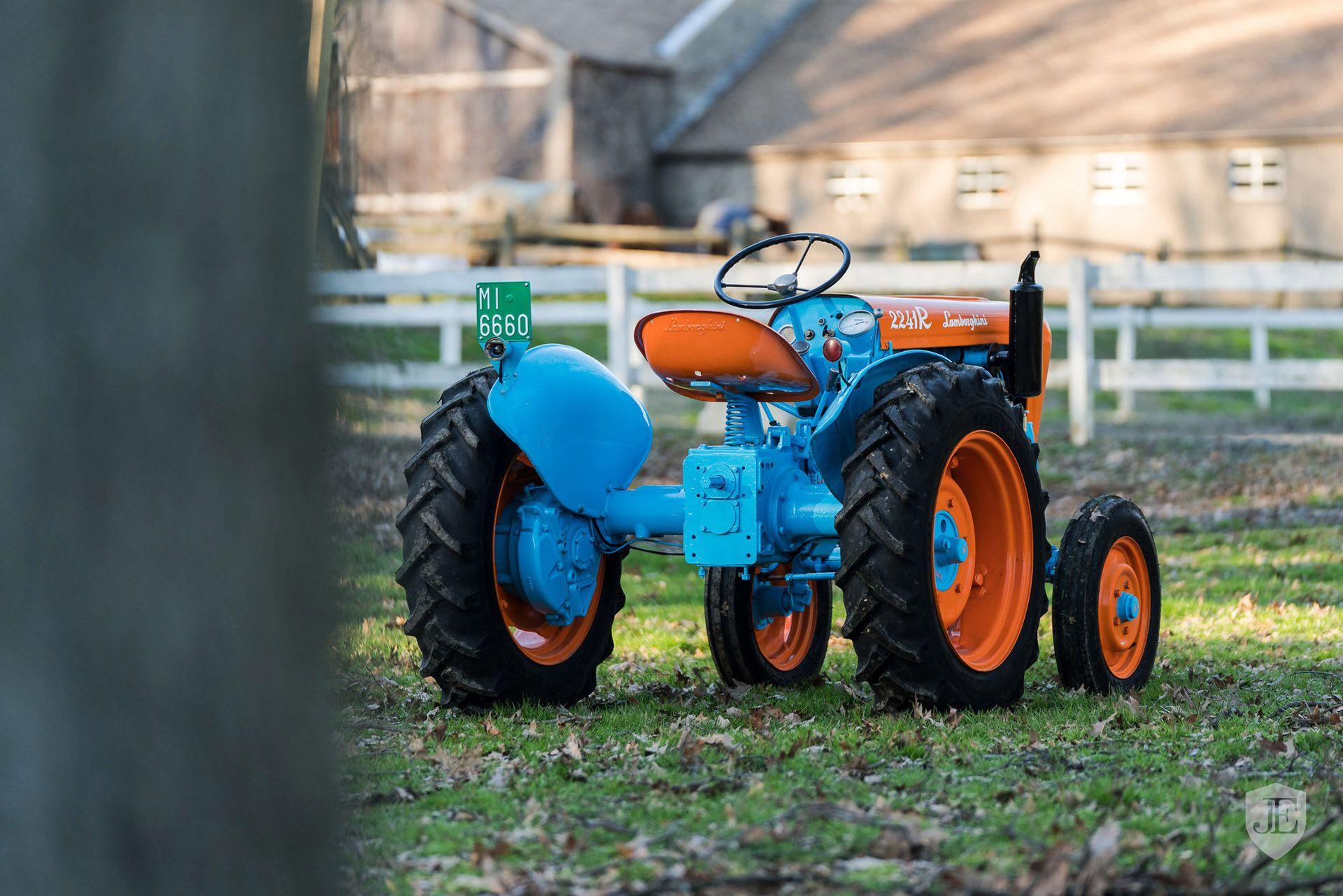 Lamborghini 2241R tractor 1960 (5)