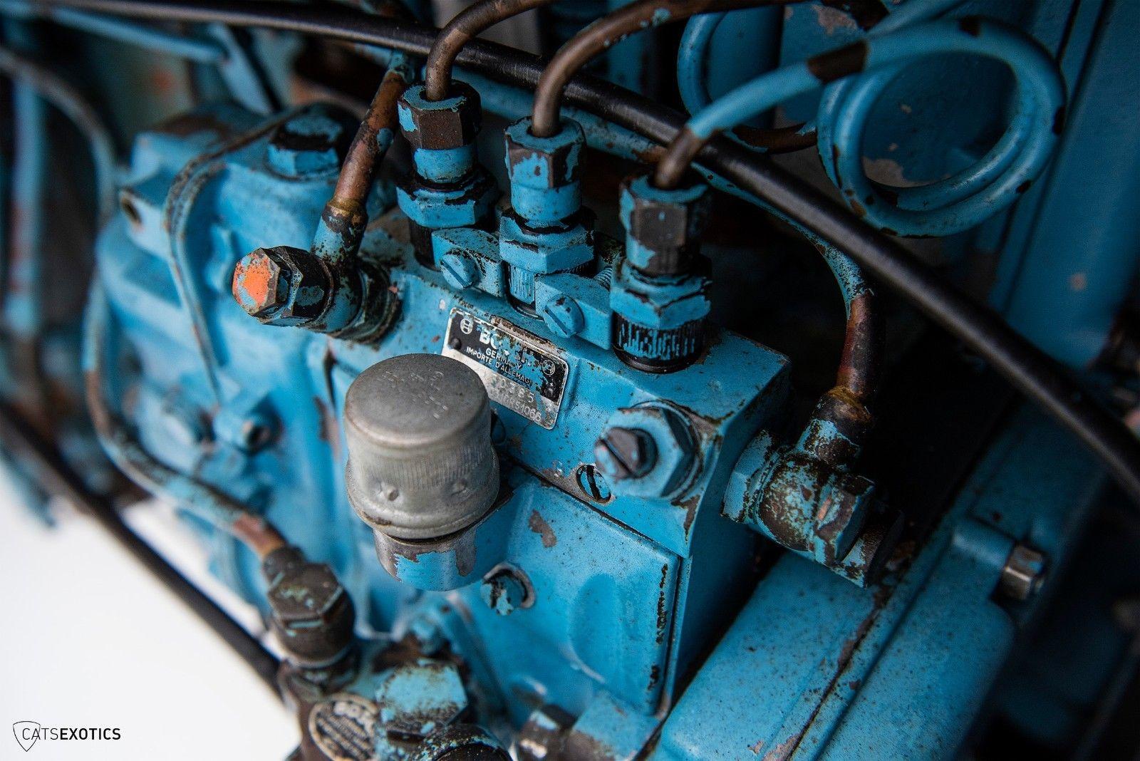 Lamborghini 2R tractor 1964 barnfind for sale (13)