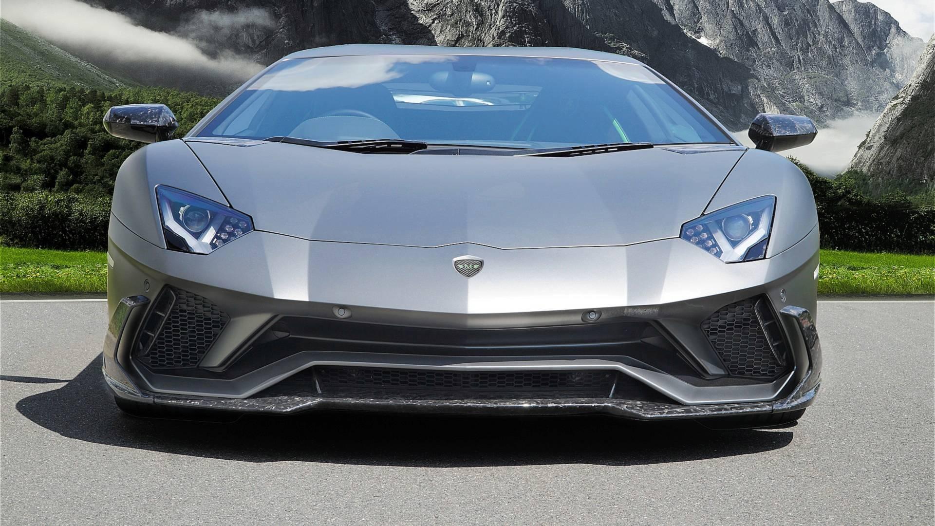 Lamborghini Aventador S by Mansory (1)