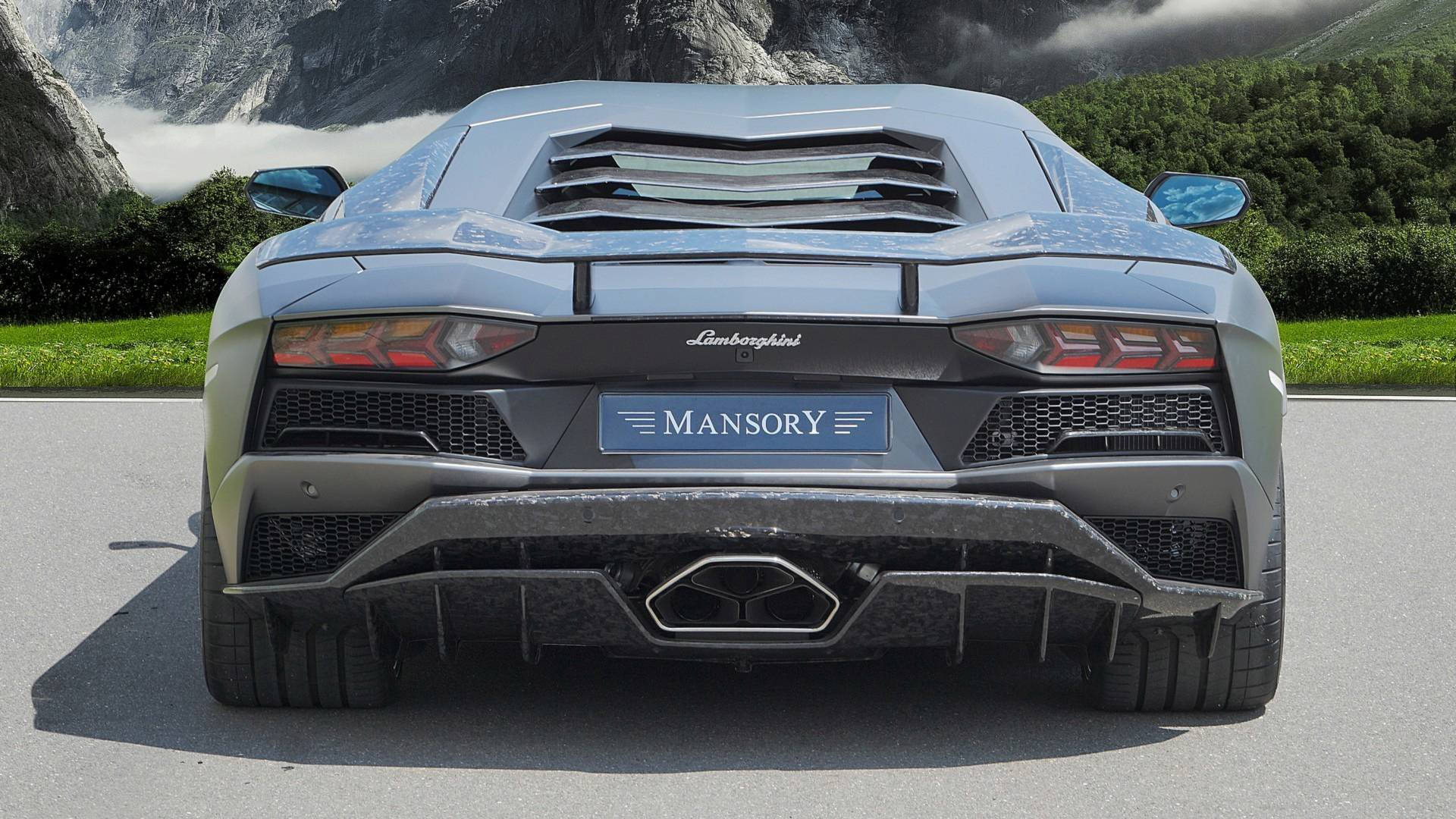 Lamborghini Aventador S by Mansory (4)