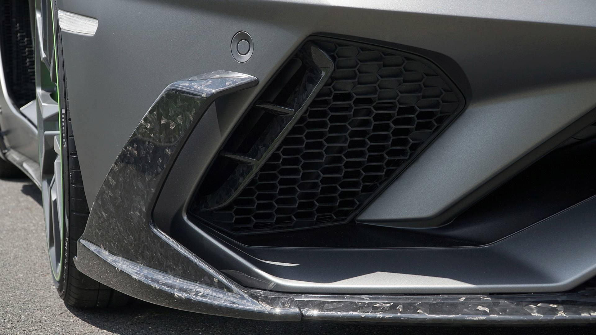 Lamborghini Aventador S by Mansory (5)