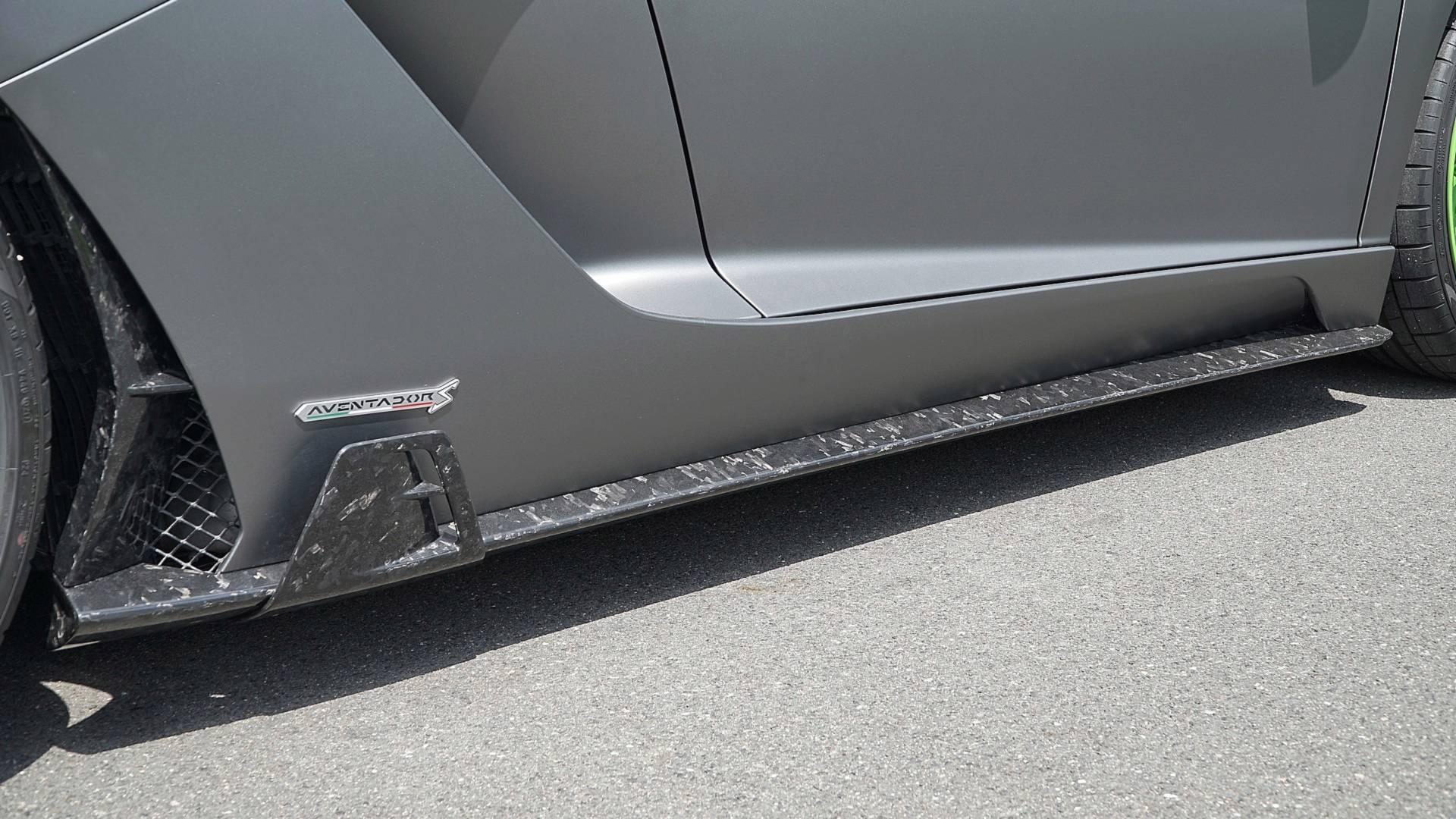 Lamborghini Aventador S by Mansory (8)