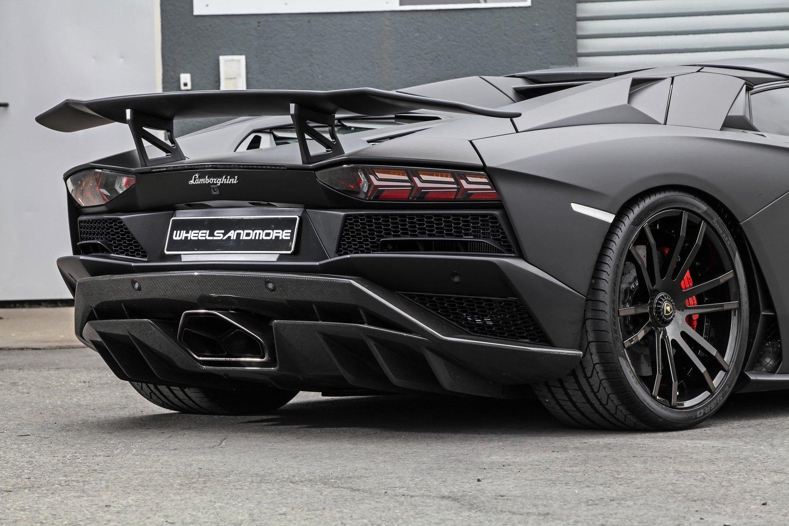 Lamborghini Aventador S Roadster by Wheelsandmore (8)