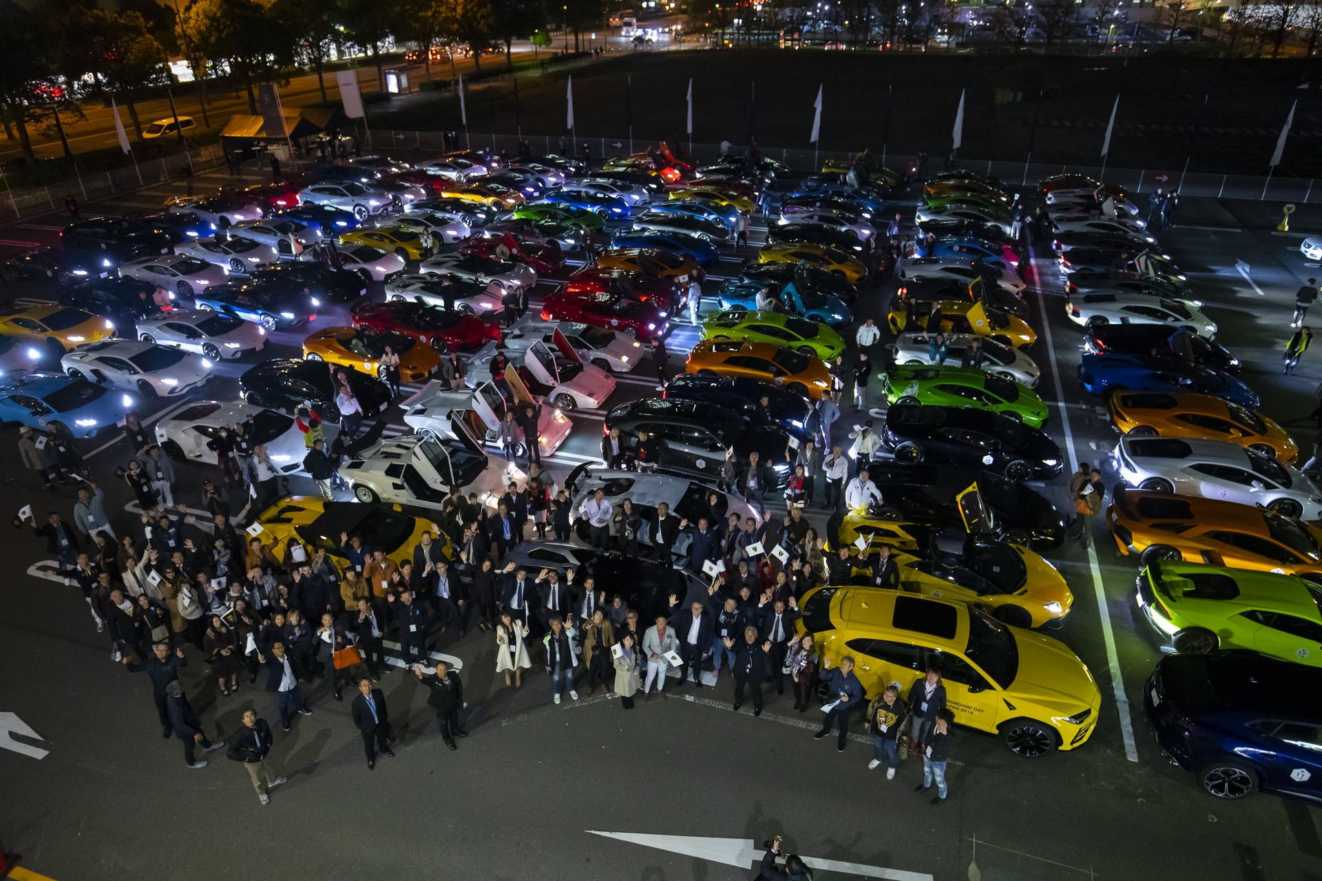 Lamborghini Day Japan 2018 (1)