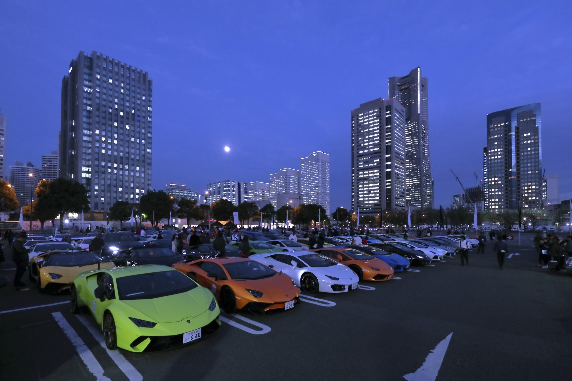 Lamborghini Day Japan 2018 (17)