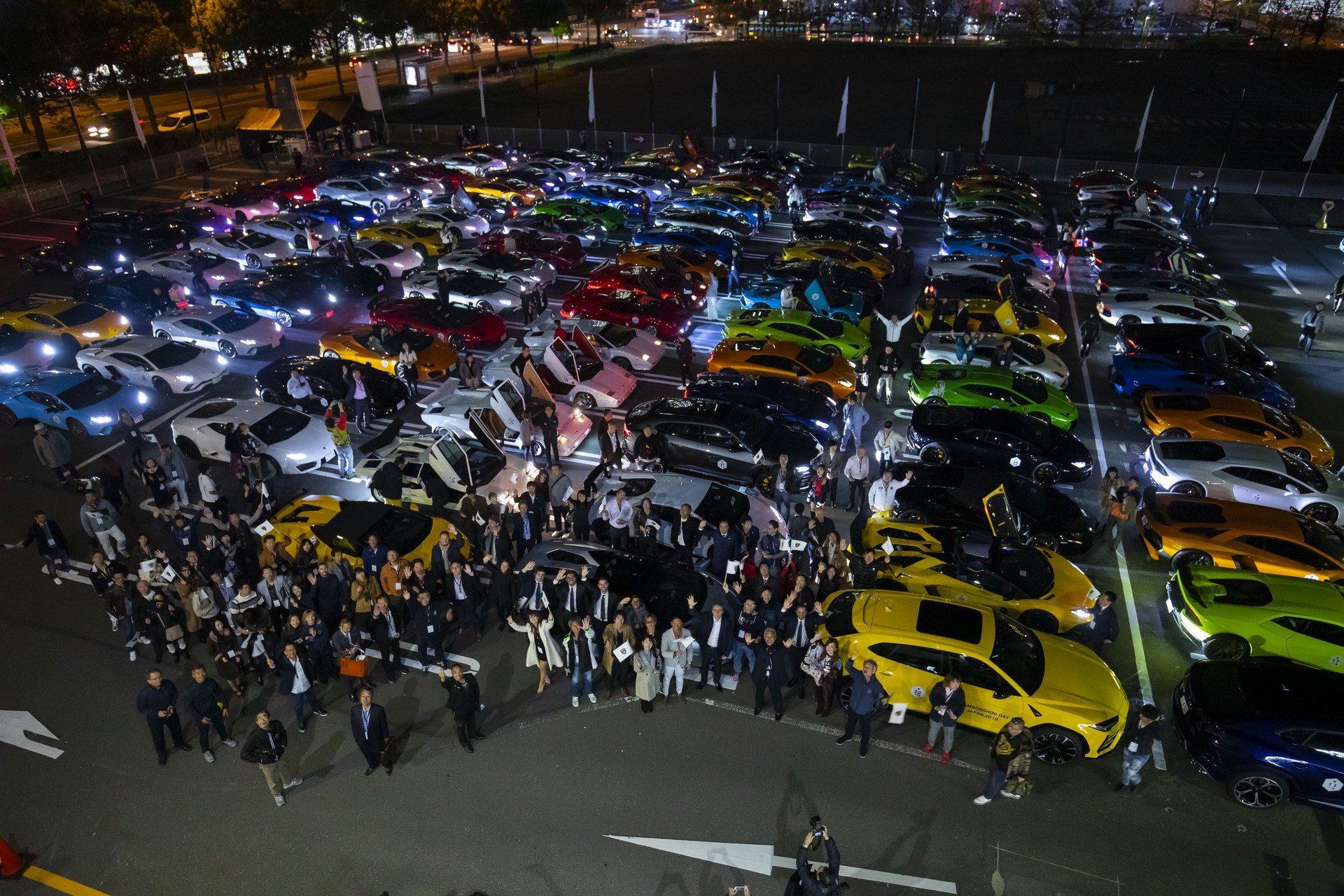Lamborghini Day Japan 2018 (2)