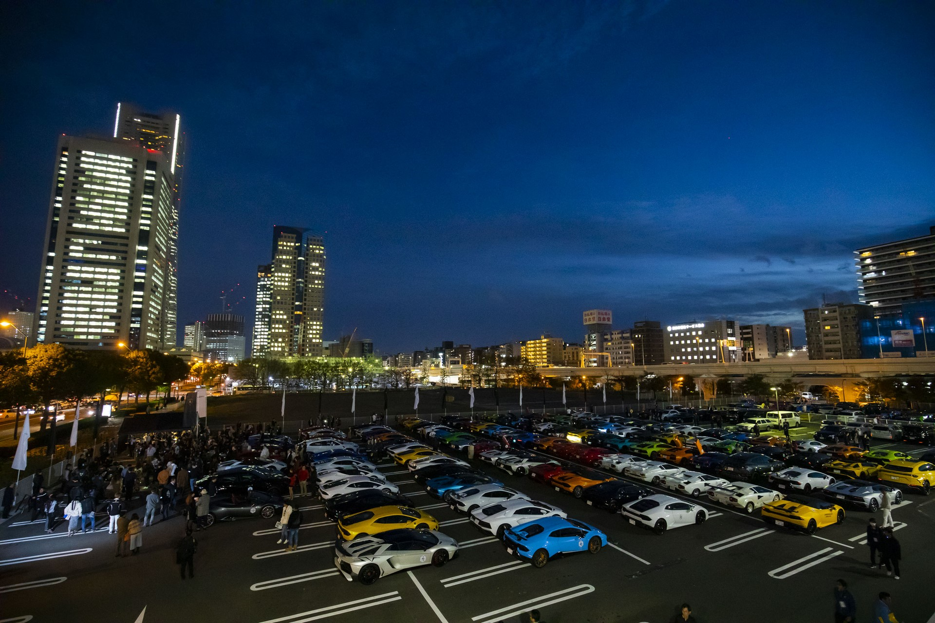 Lamborghini Day Japan 2018 (3)