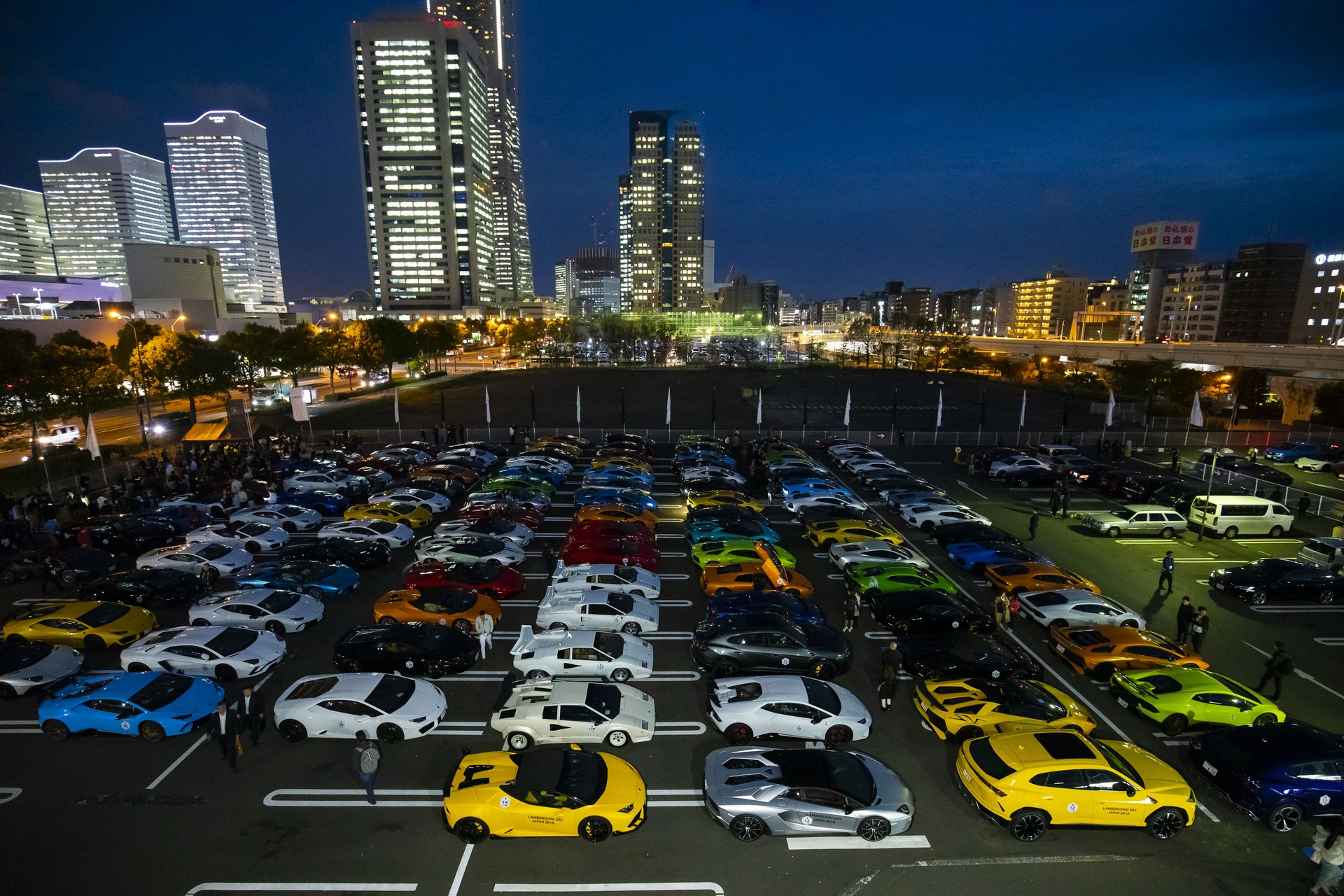 Lamborghini Day Japan 2018 (4)