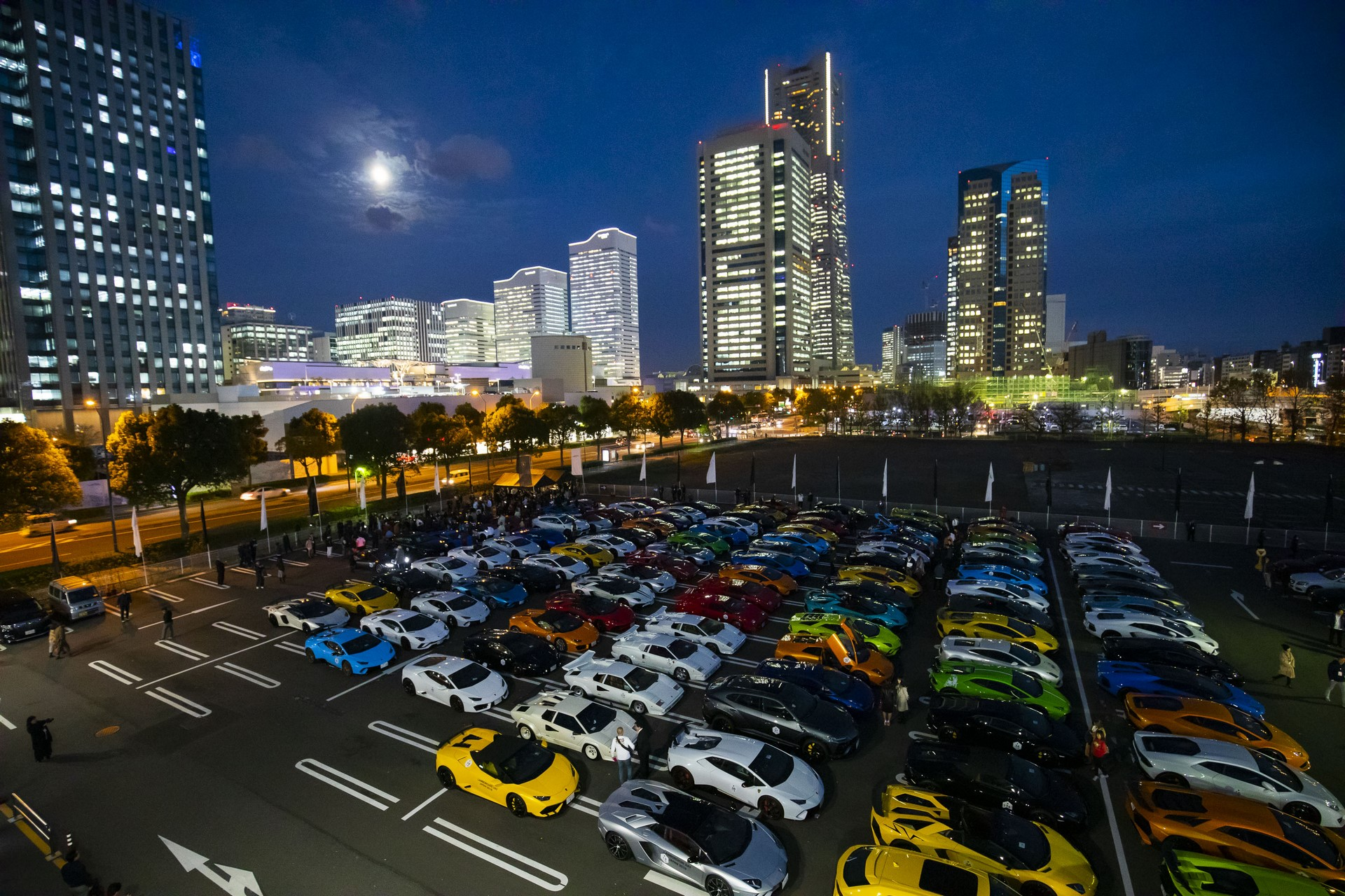 Lamborghini Day Japan 2018 (5)
