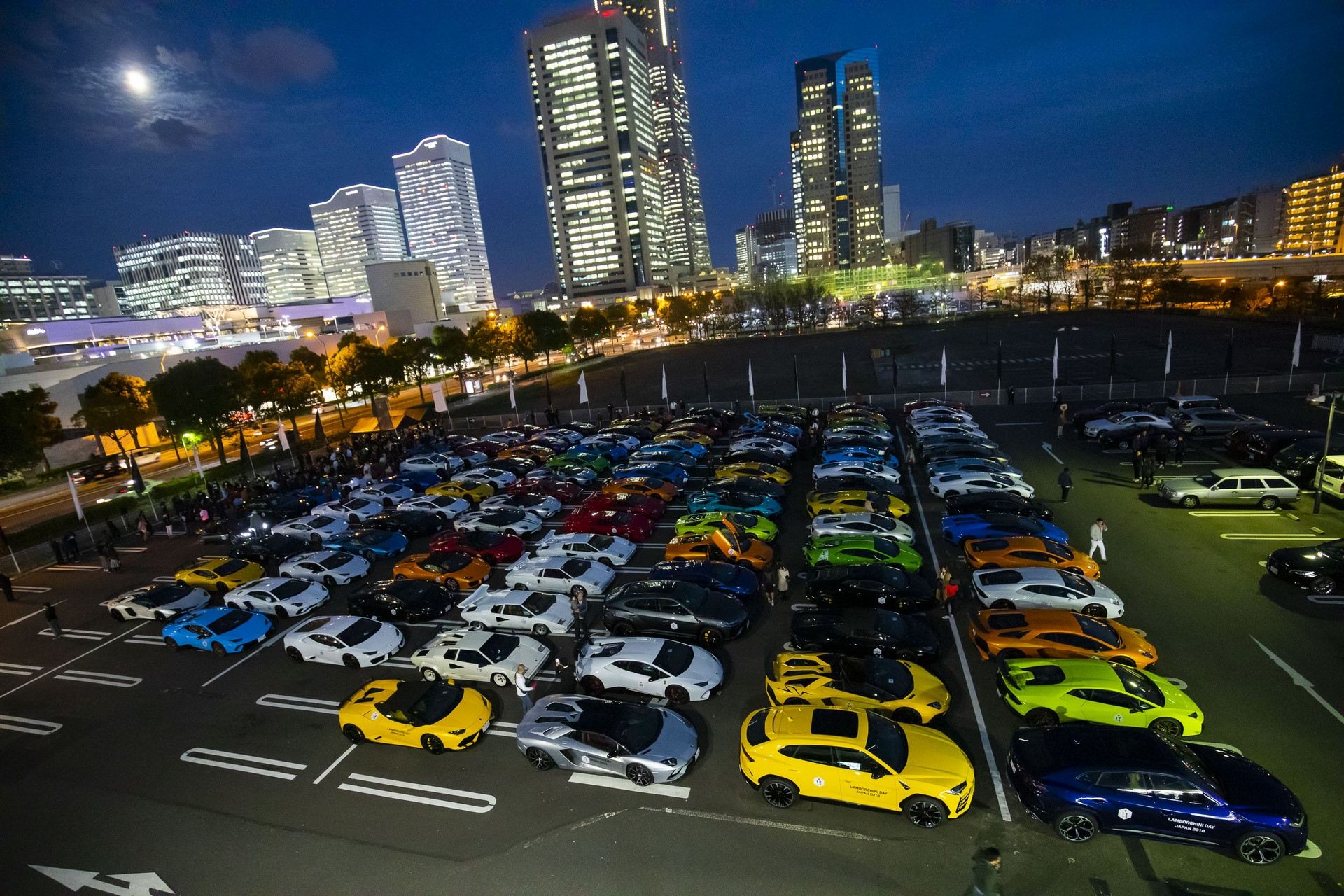 Lamborghini Day Japan 2018 (6)