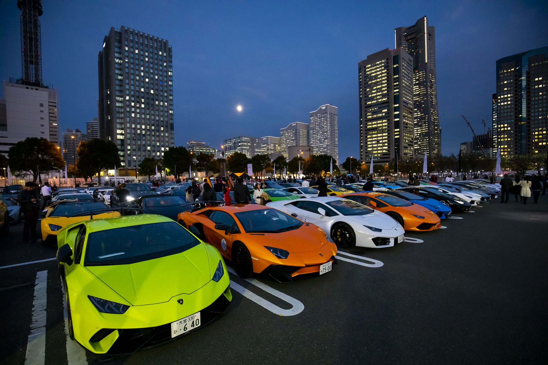 Lamborghini Day Japan 2018 (7)