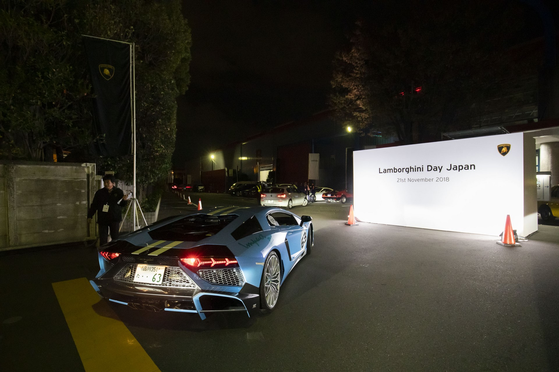 Lamborghini Day Japan 2018 (8)