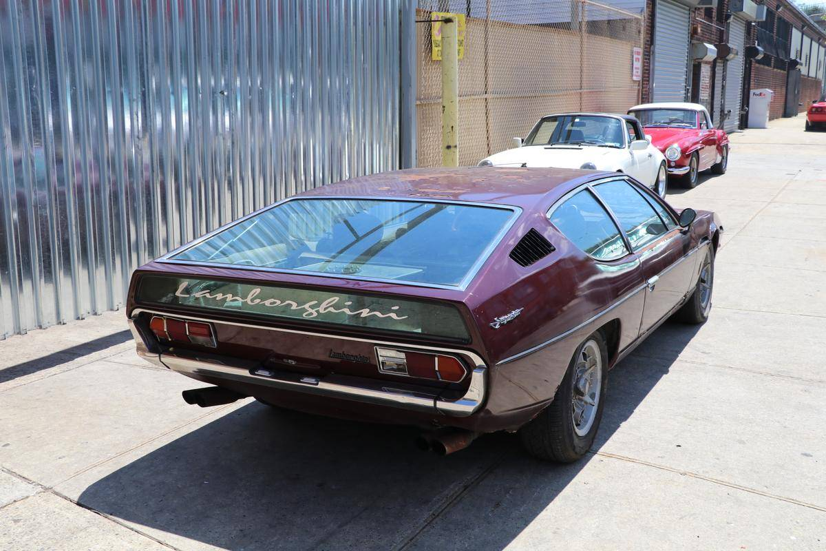 Lamborghini Espada with Chevrolet V8 engine (3)