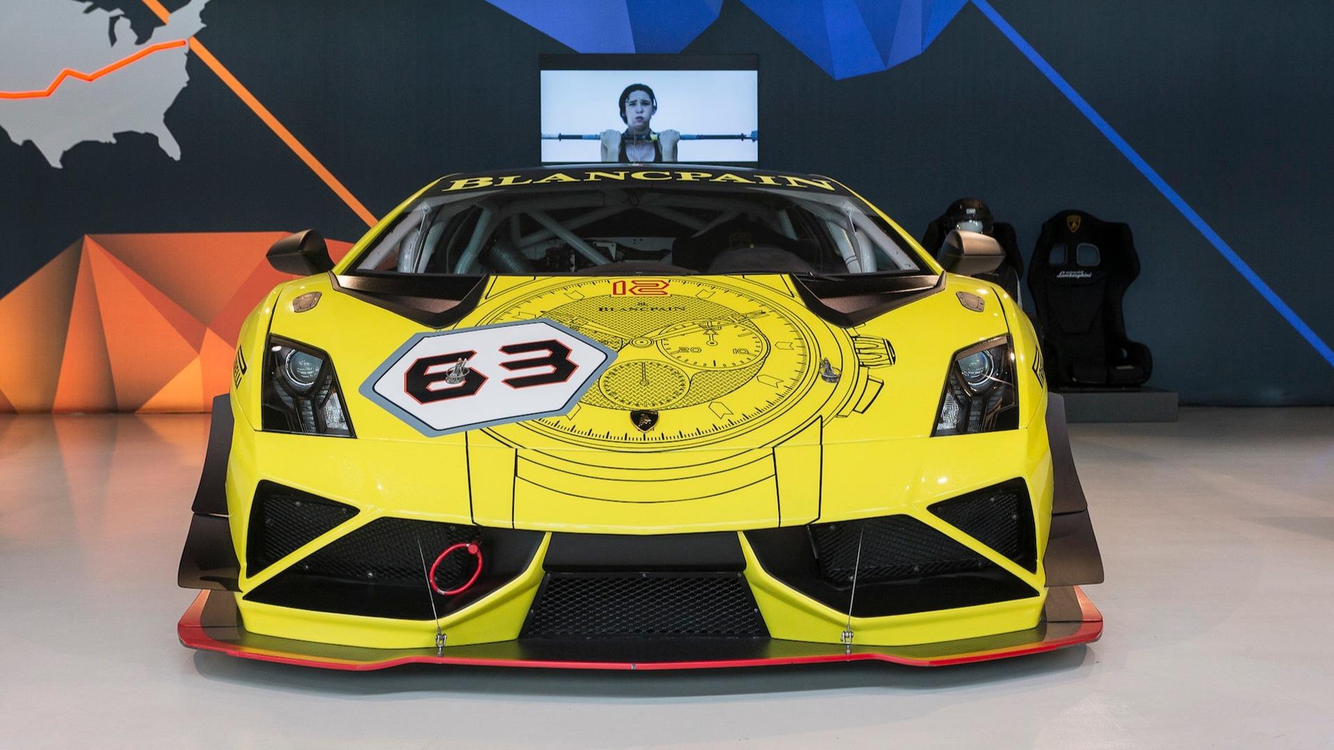 Lamborghini Hollywood Walk Of Fame (11)