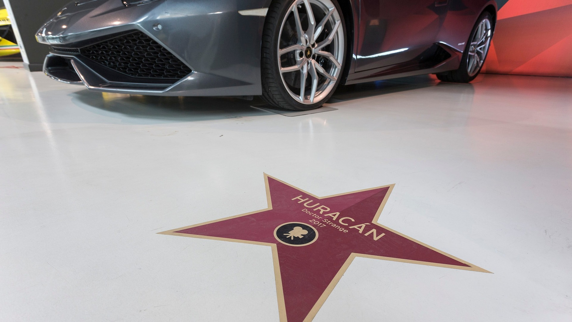 Lamborghini Hollywood Walk Of Fame (5)